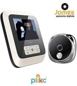 Mirilla digital Wifi con cámara
