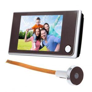 Mirilla digital Wifi con pantalla LCD