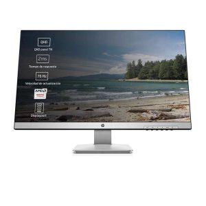 Monitor HP con diseño elegante