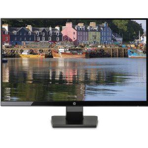 Monitor HP con retro iluminación LED