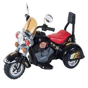 Moto eléctrica para niños Homcom estilo motero