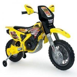 Moto eléctrica para niños Injusa Thunder