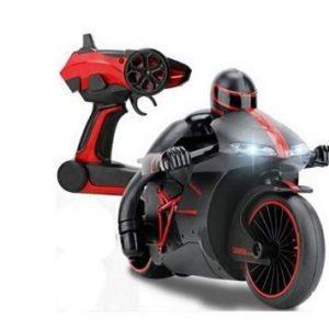 Moto radiocontrol Hugine 4CH