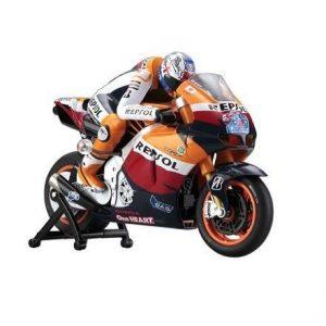 Moto radiocontrol Kyosho Honda
