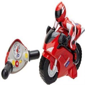 Moto radiocontrol para niños Chicco