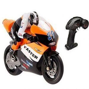 Moto radiocontrol Top Race 4