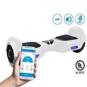 Patinete eléctrico SmartGyro moderno