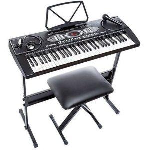 Piano eléctrico y portátil