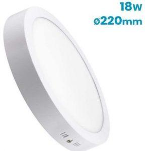 Plafón LED de cocina Atomant