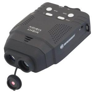 Prismáticos visión nocturna con función de grabación