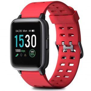 Pulsera de actividad con GPS compatible con iOS y Android
