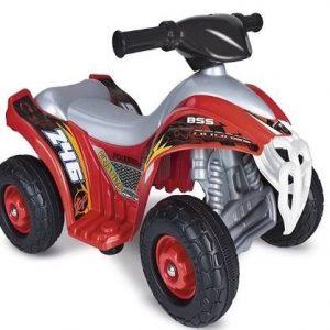 Quad eléctrico para niño Famosa Dodger Quad
