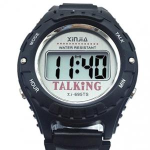Reloj parlante para hacer deporte