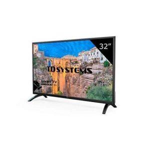 Smart TV de 32 pulgadas alta resolución