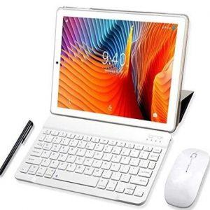"""Tablet con teclado para estudiantes Yotopt de 10"""""""