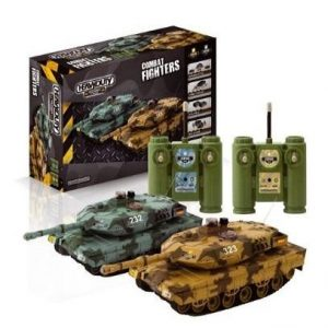 Tanque radiocontrol Ninco Combat Fighters