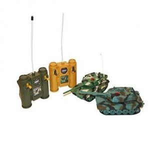 Tanque radiocontrol Rctecnic con infrarrojos