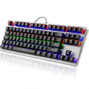 Teclado mecánico Gaming con Ñ