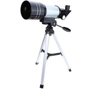 Telescopio astronómico para principiantes