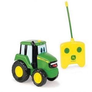 Tractor radiocontrol John Deere para niños