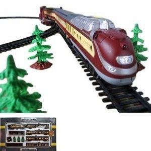 Tren eléctrico Hsp Himoto con efectos