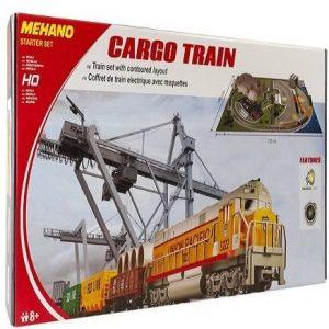 Tren eléctrico industrial Mehano T113