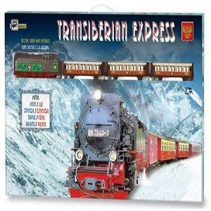 Tren eléctrico metálico Onogal Expresso