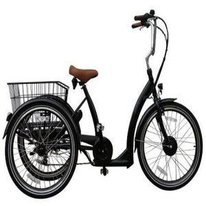 Triciclo eléctrico Ebici Tryme