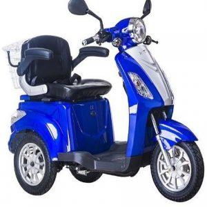 Triciclo eléctrico Lunex Scooter