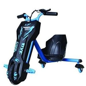 Triciclo eléctrico para niños mayores Mx First