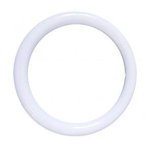 Tubo circular LED blanco cálido