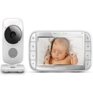 Vigilabebés Motorola con pantalla LCD