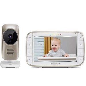 Vigilabebés Motorola con wifi