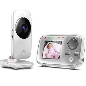 Vigilabebés Motorola eco