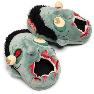 Zapatillas zombis